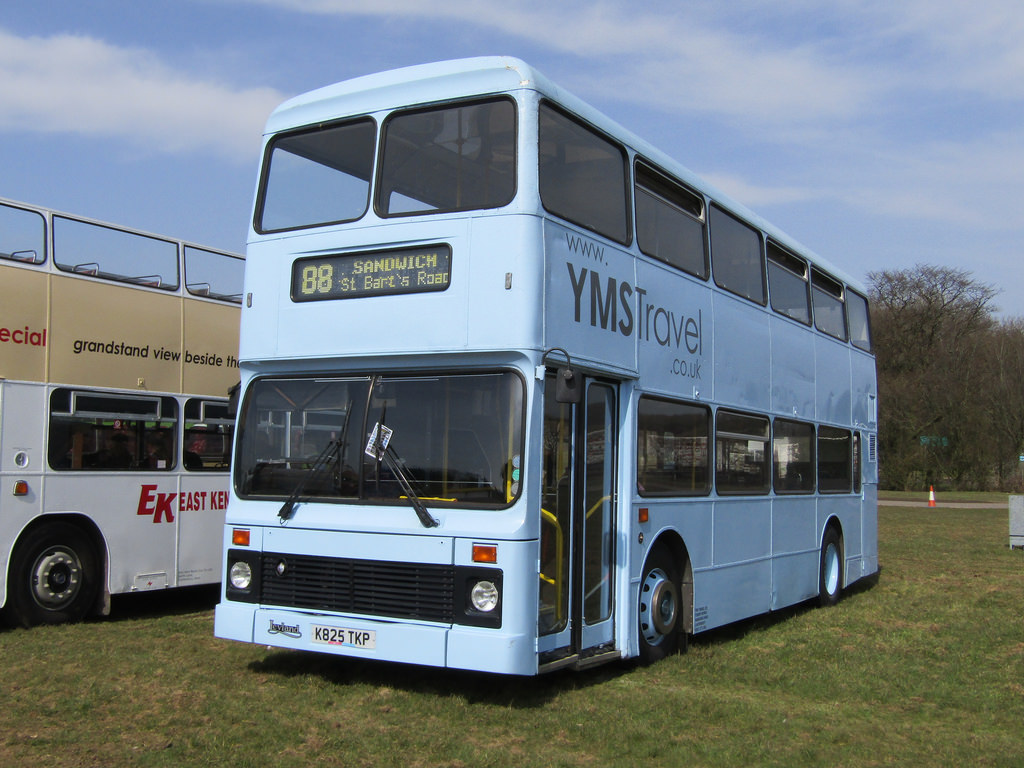 Leyland olympic photo - 8