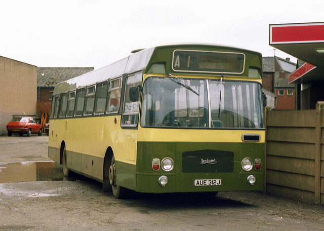 Leyland panther photo - 1