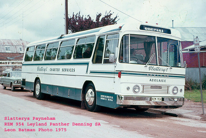 Leyland panther photo - 10