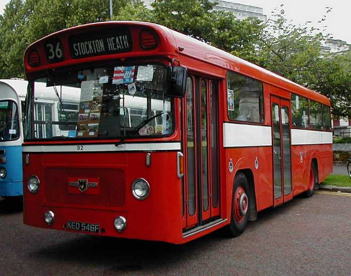Leyland panther photo - 8