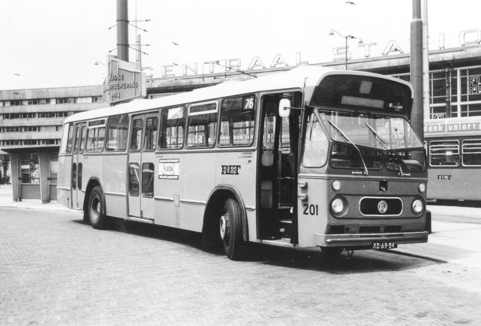 Leyland panther photo - 9