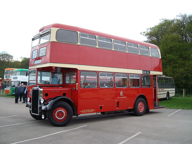 Leyland pd2 photo - 1
