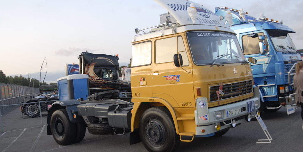 Liaz turbo photo - 2
