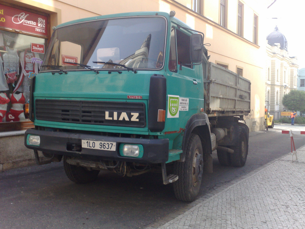 Liaz turbo photo - 5
