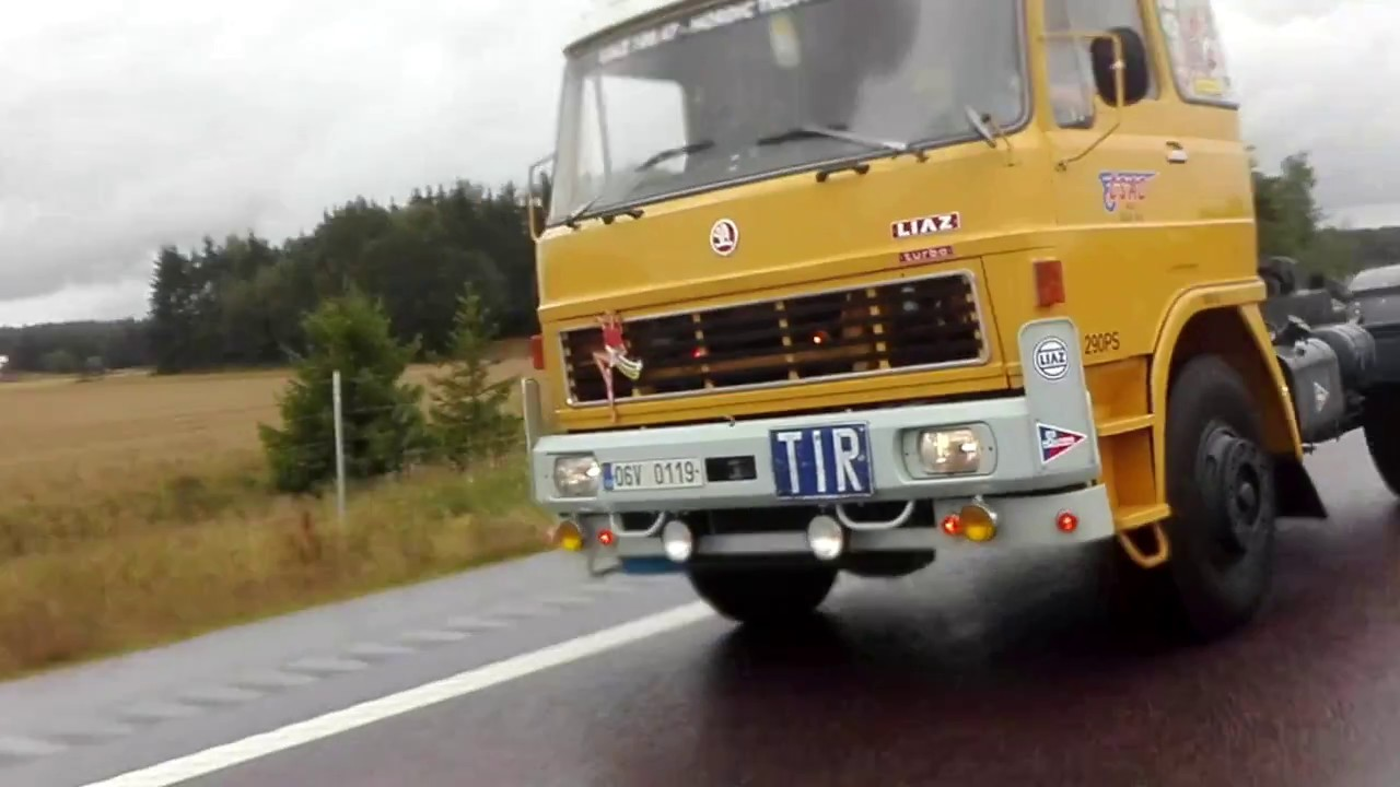 Liaz turbo photo - 9