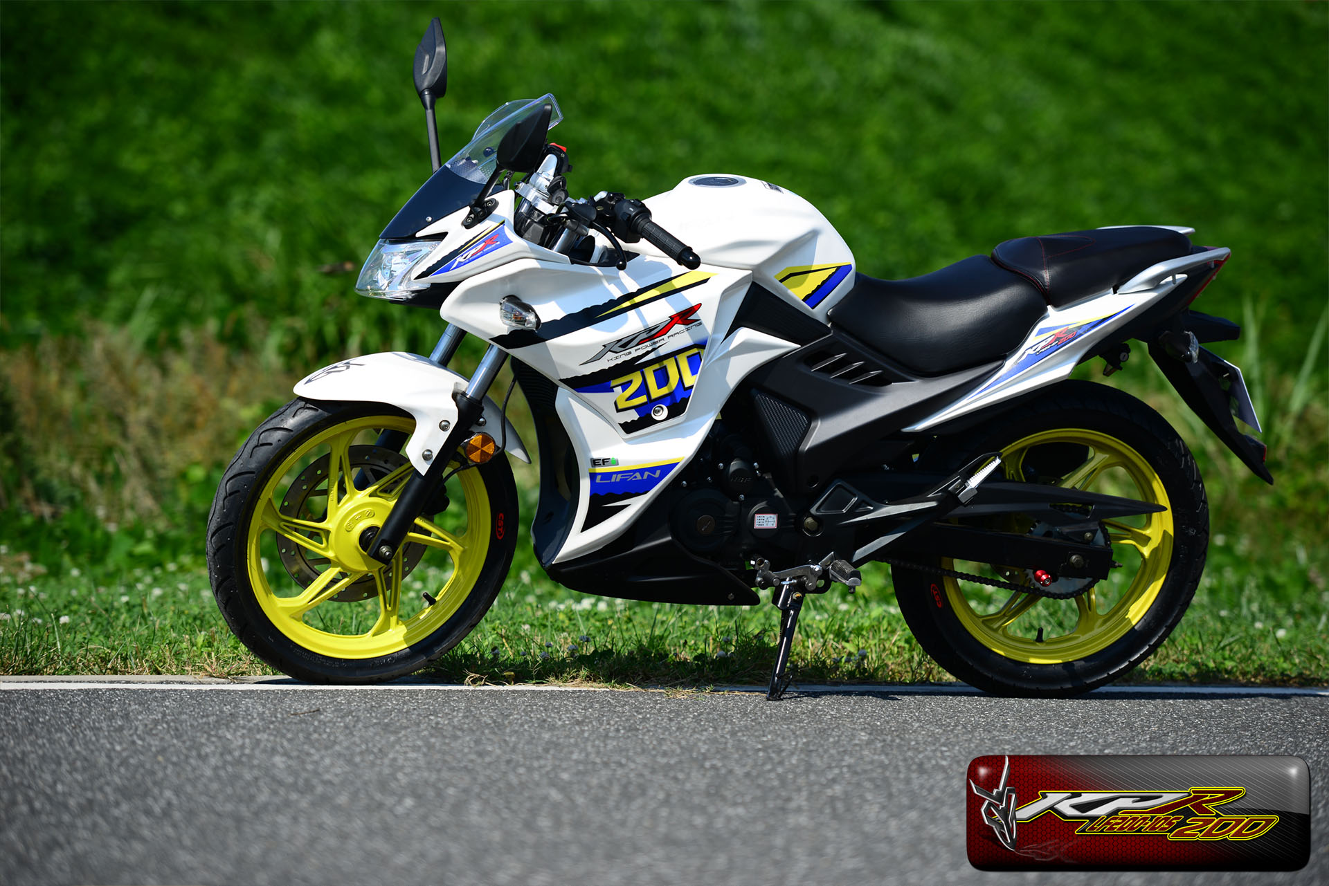 Lifan 200 photo - 8