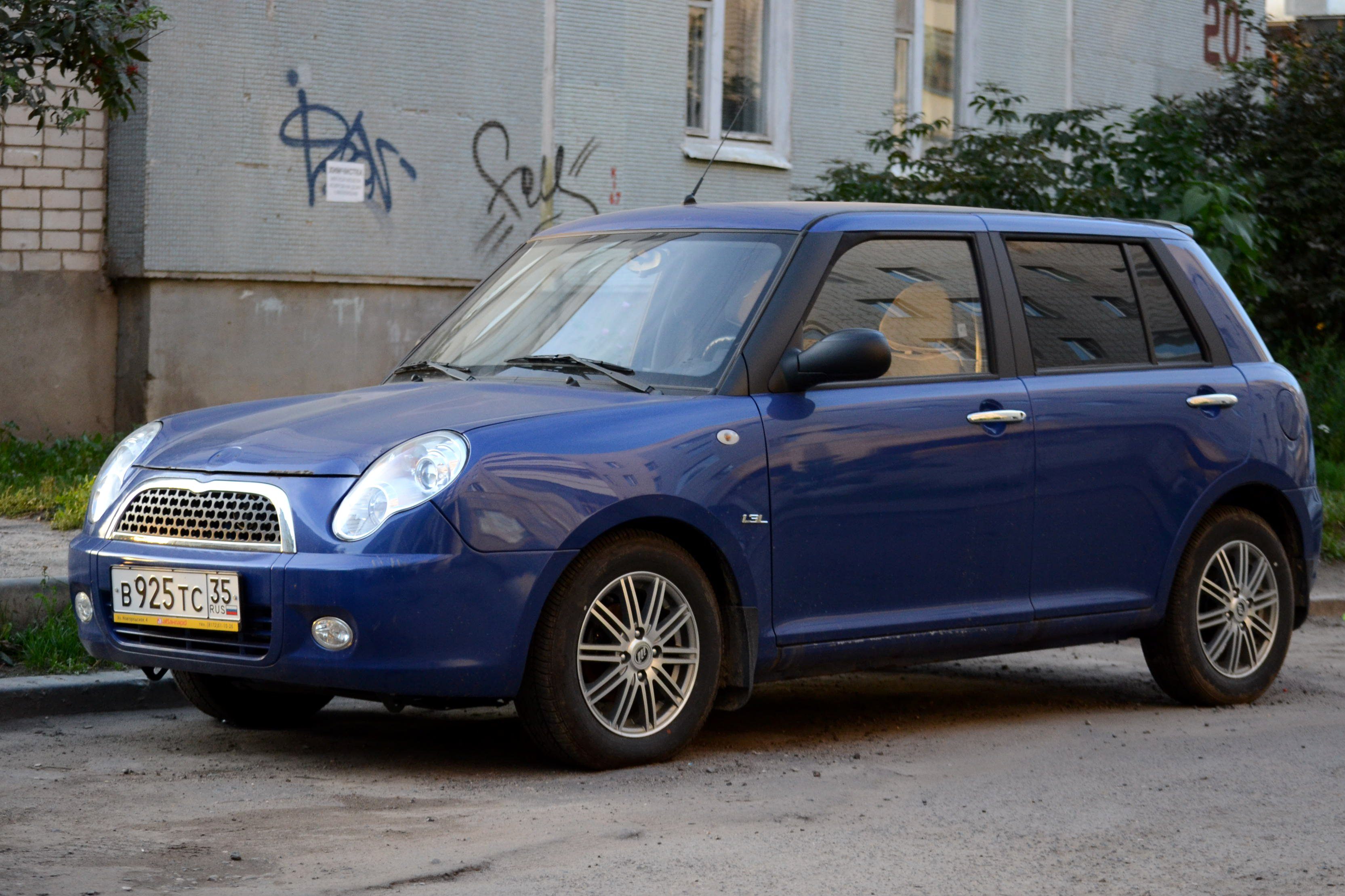 Lifan 320 photo - 2