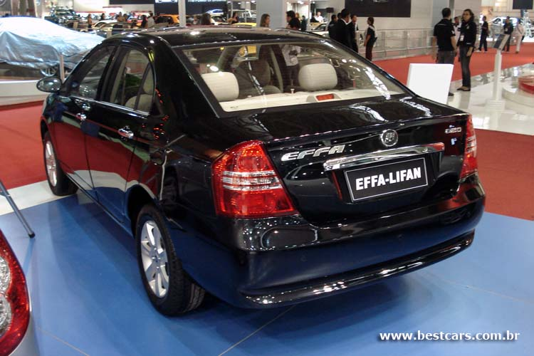 Lifan effa photo - 7
