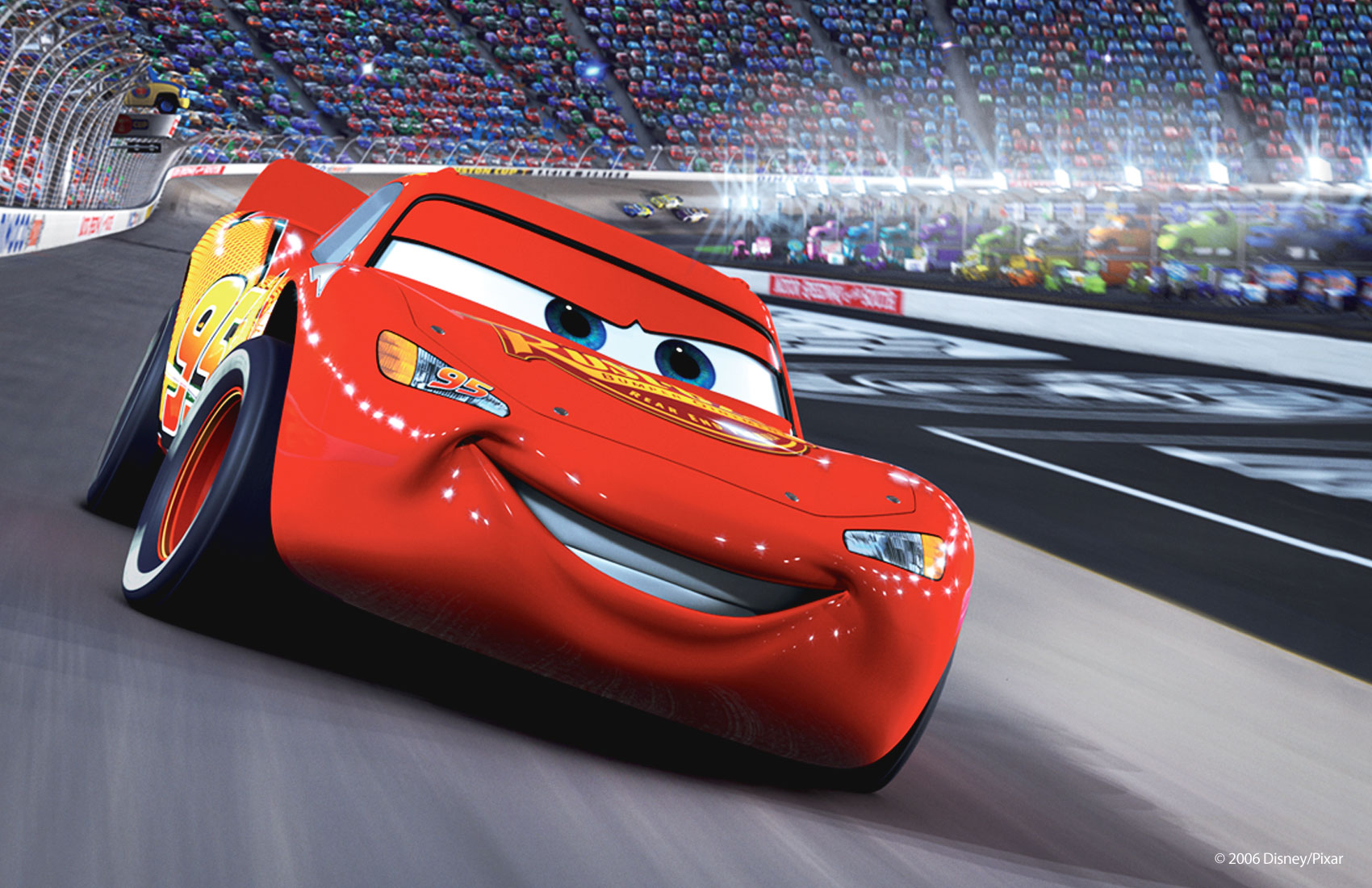 Lightning mcqueen photo - 4