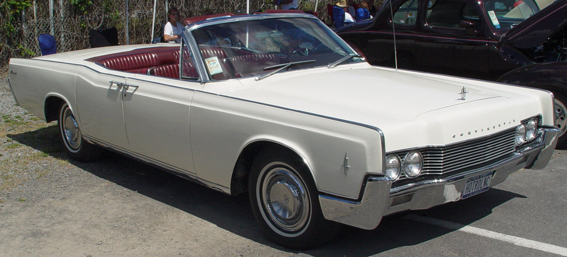 Lincoln cabriolet photo - 10