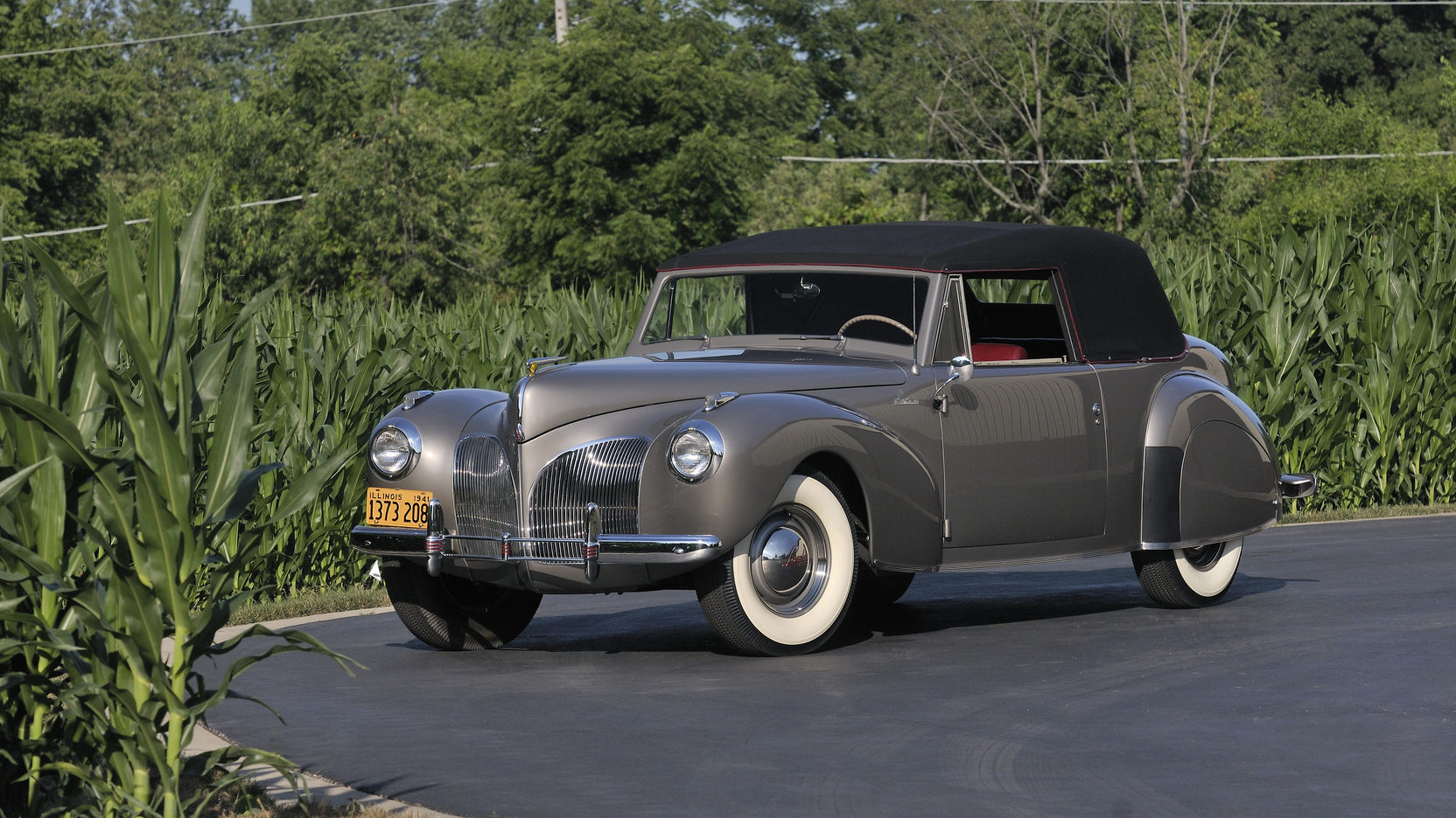 Lincoln cabriolet photo - 4