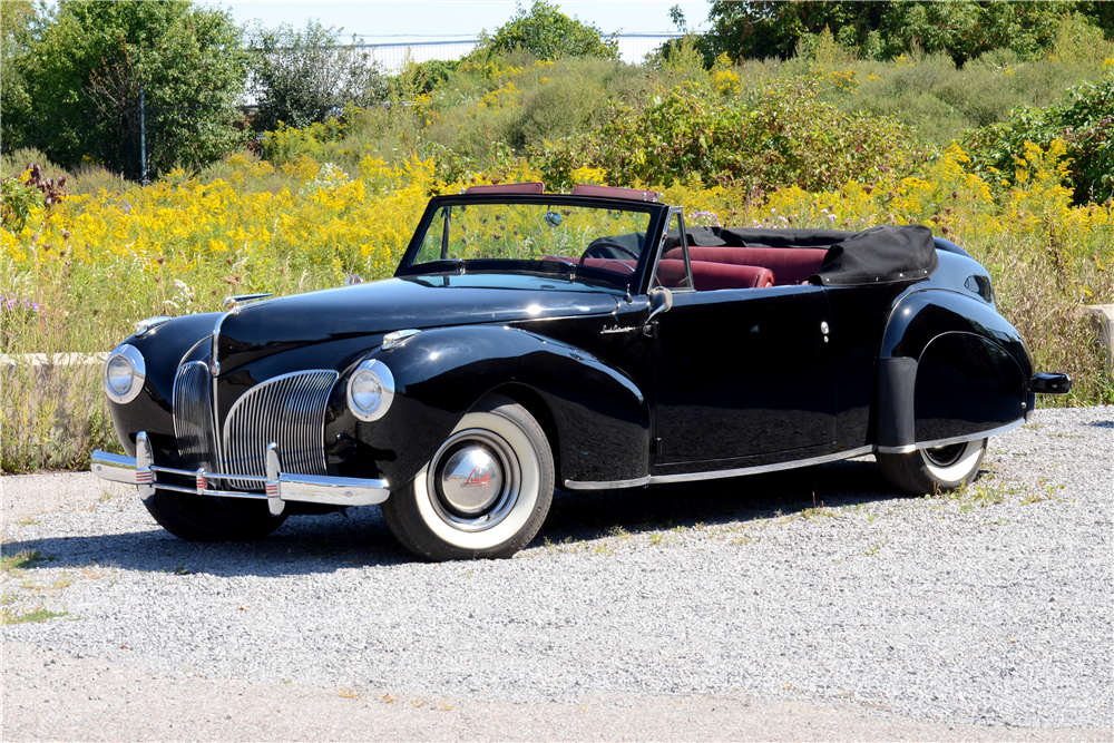 Lincoln cabriolet photo - 7