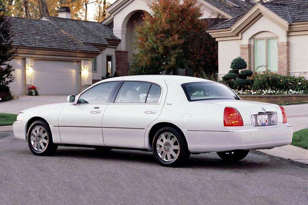 Lincoln town photo - 2