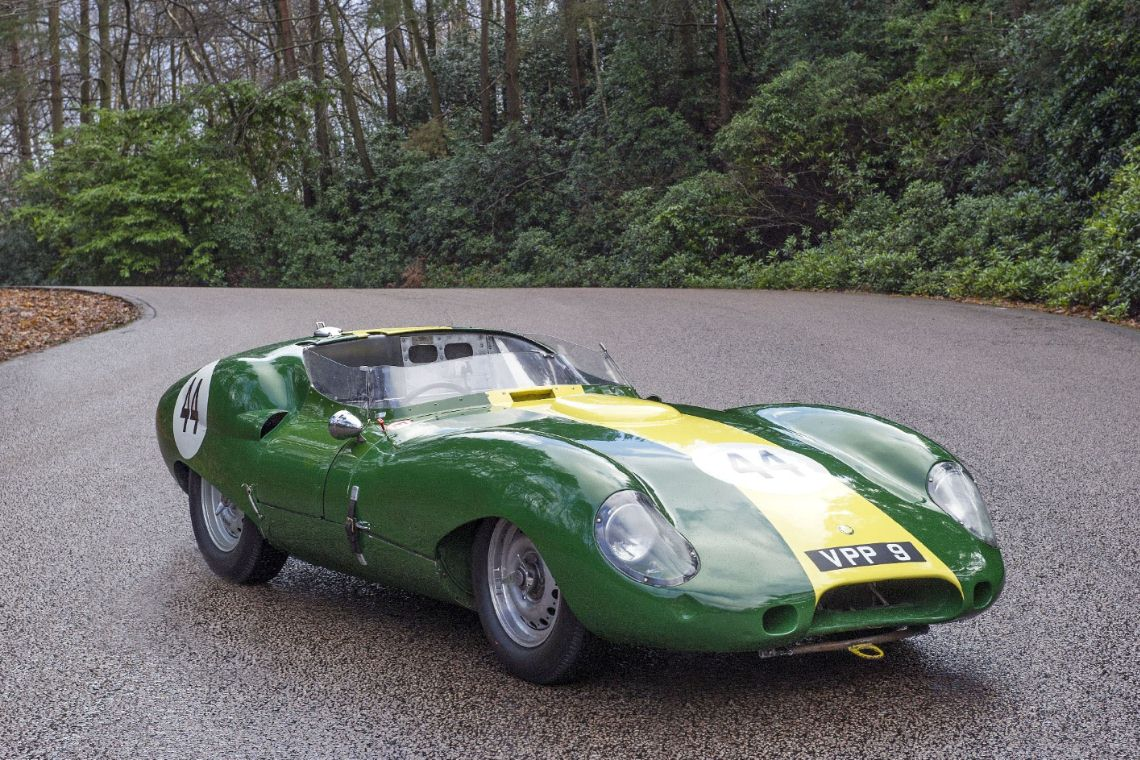 Lister jaguar photo - 1