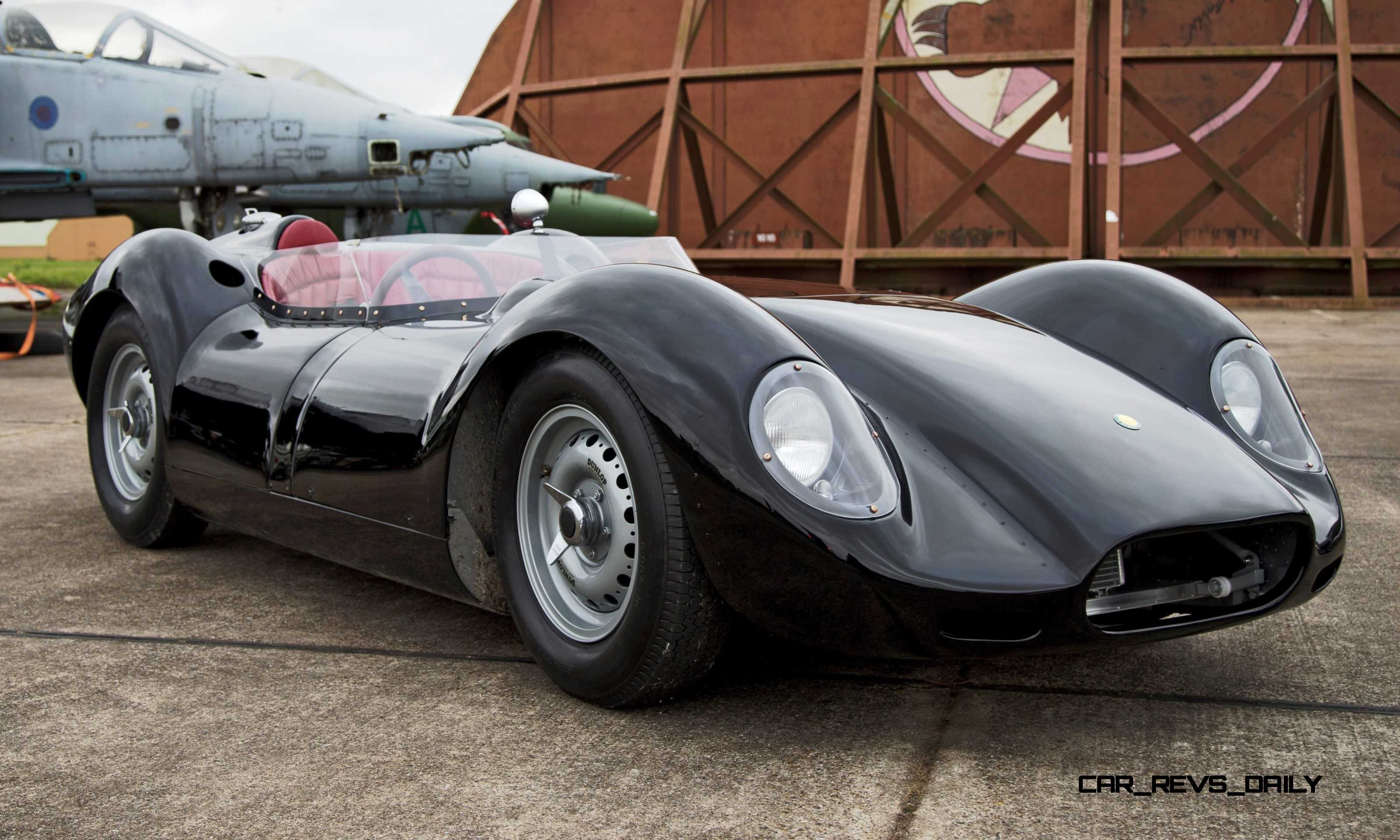 Lister jaguar photo - 10