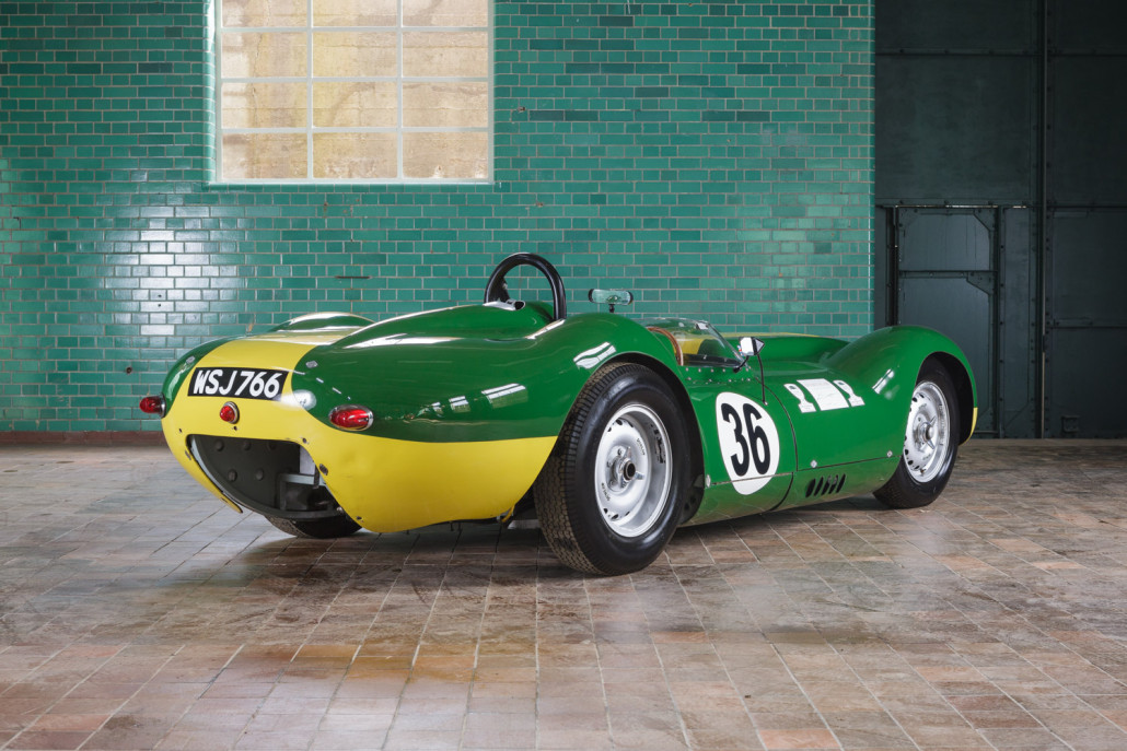 Lister jaguar photo - 8