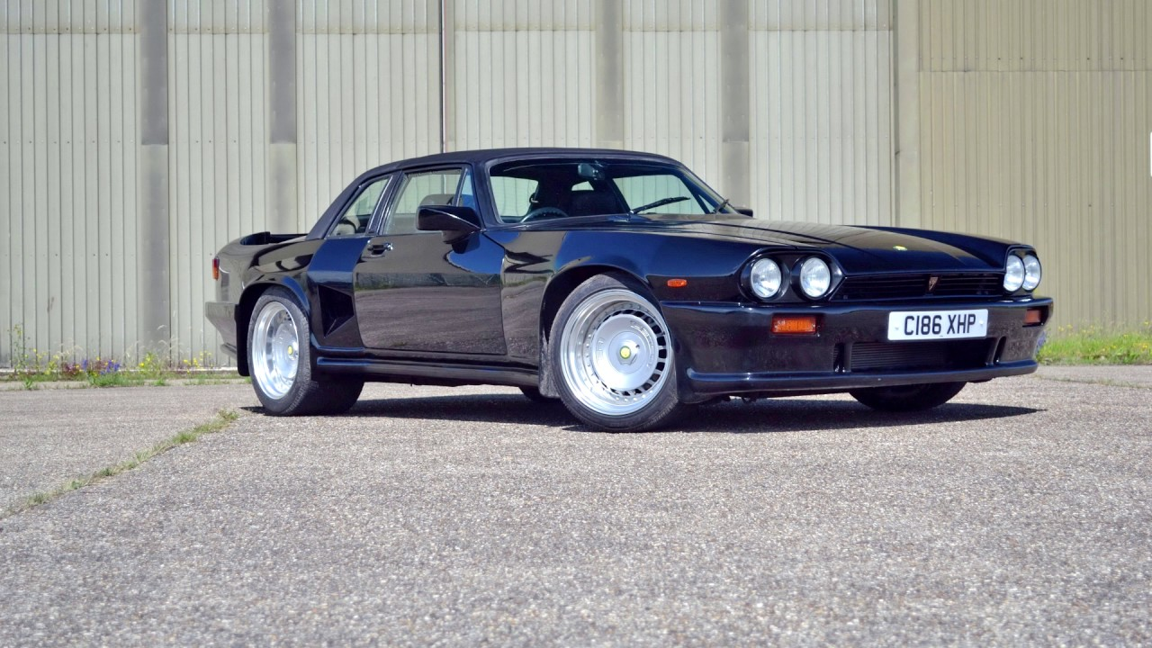 Lister jaguar photo - 9