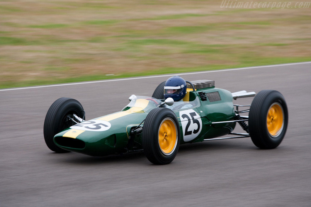 Lotus climax photo - 1