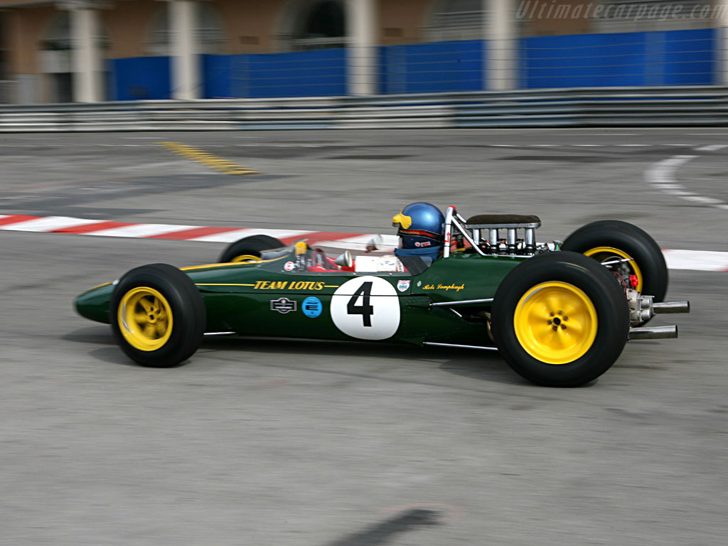 Lotus climax photo - 5
