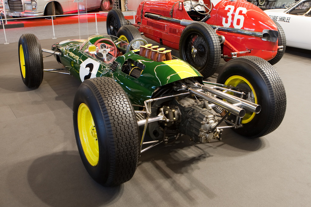 Lotus climax photo - 7