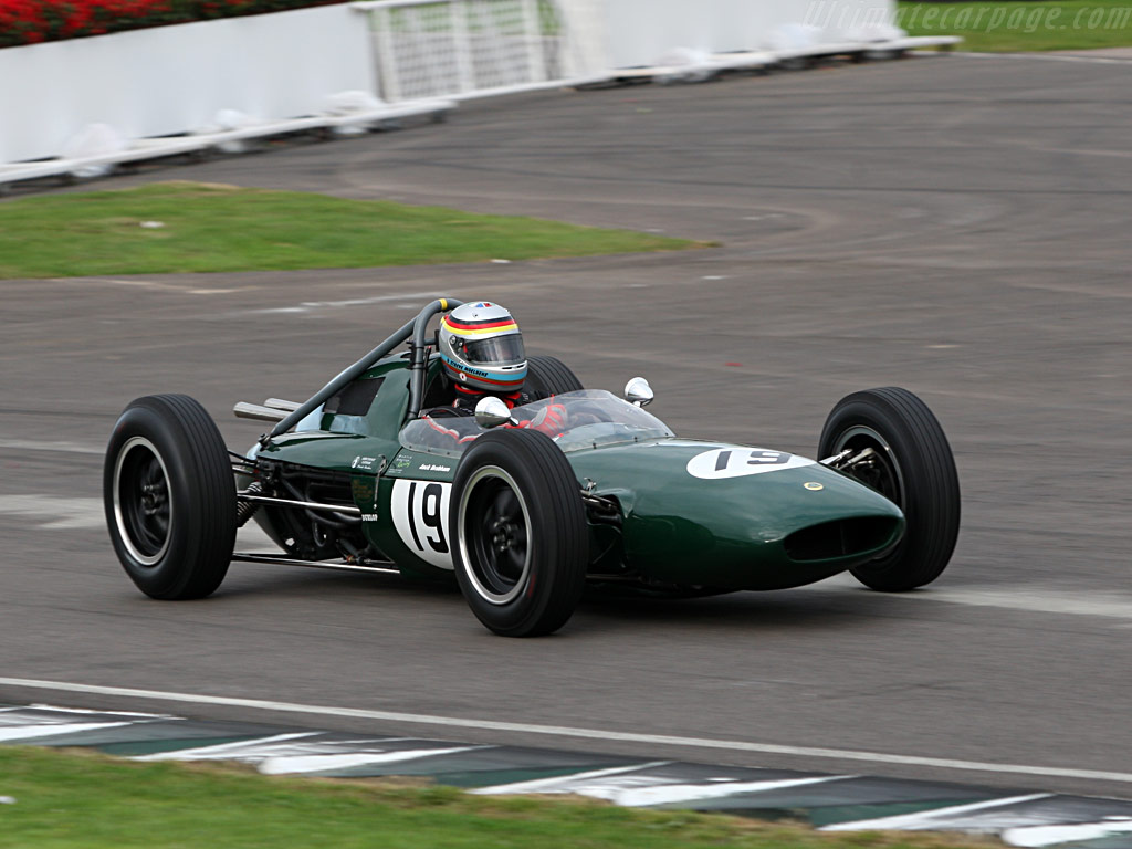 Lotus climax photo - 9