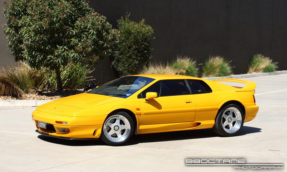 Lotus esprit photo - 10