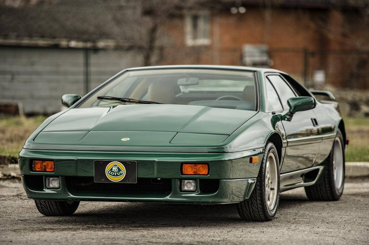 Lotus esprit photo - 6