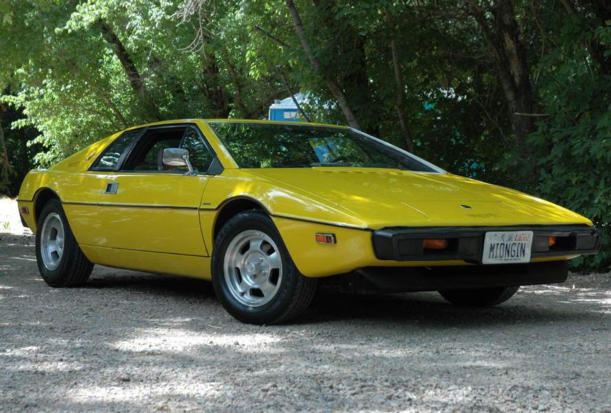 Lotus esprit photo - 9