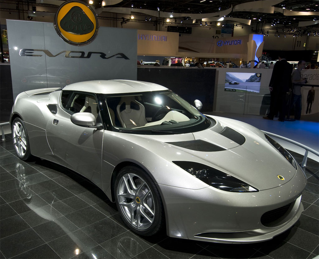 Lotus evora photo - 5