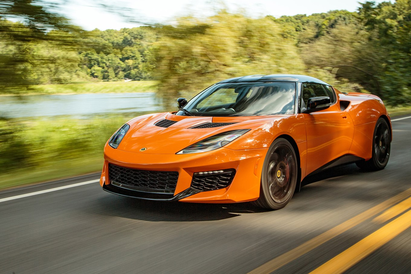 Lotus evora photo - 9
