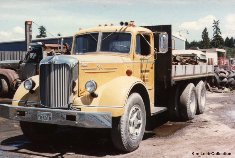 Mack l-series photo - 1