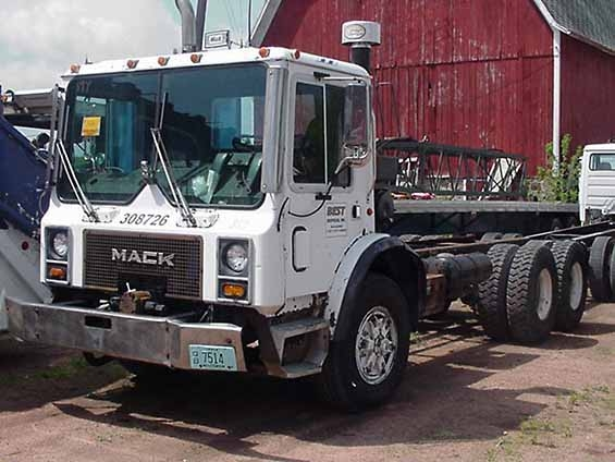 Mack mr600 photo - 5