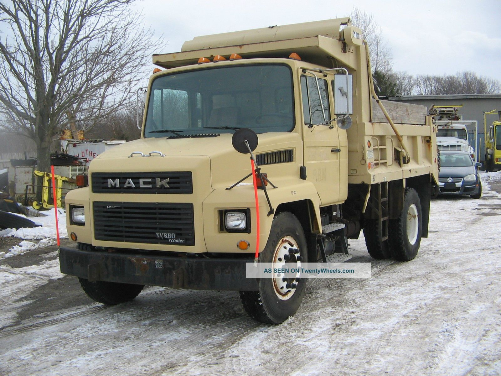 Mack ms photo - 4