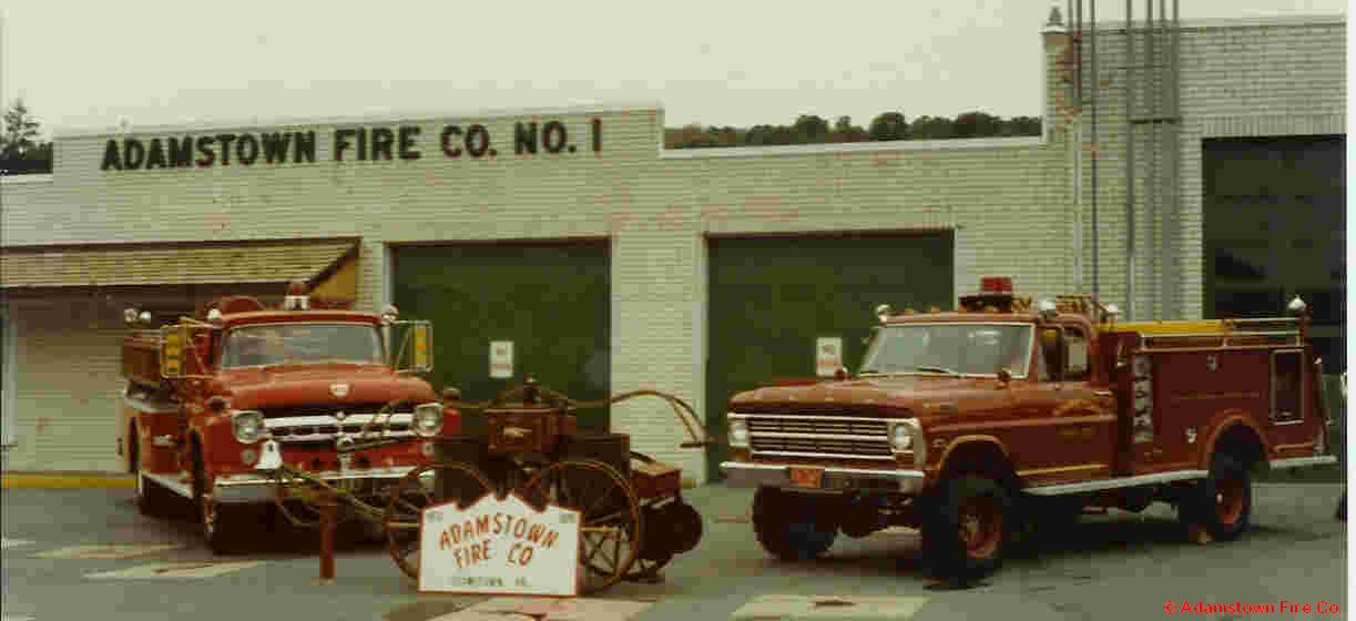Mack pumper photo - 5