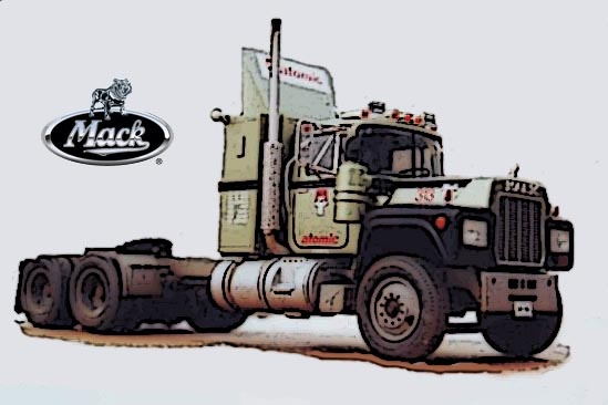 Mack r-series photo - 7