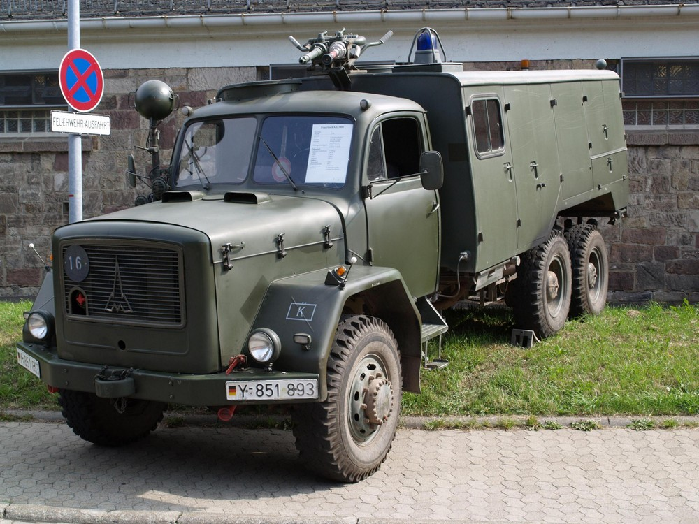 Magirus jupiter photo - 1