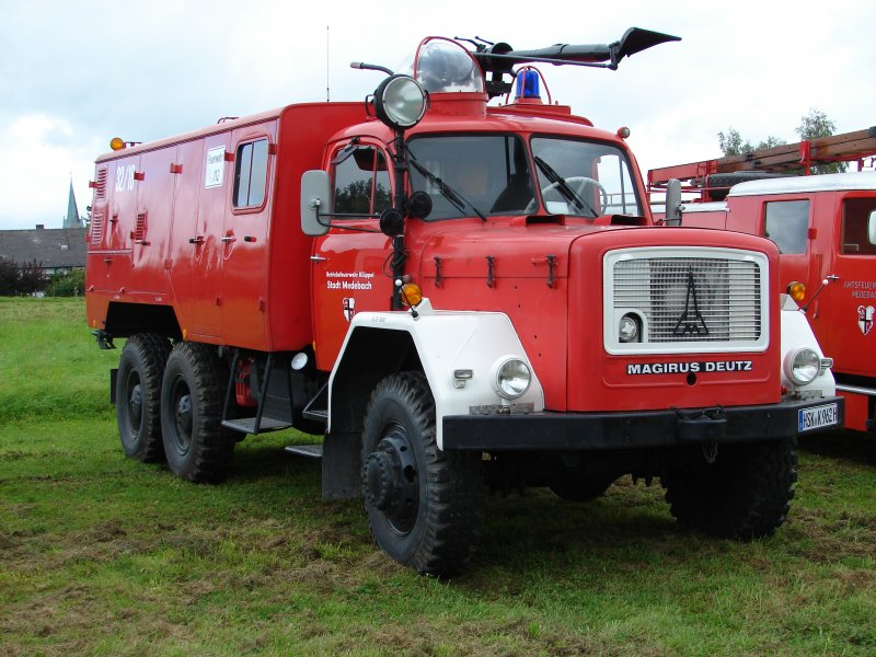Magirus jupiter photo - 10
