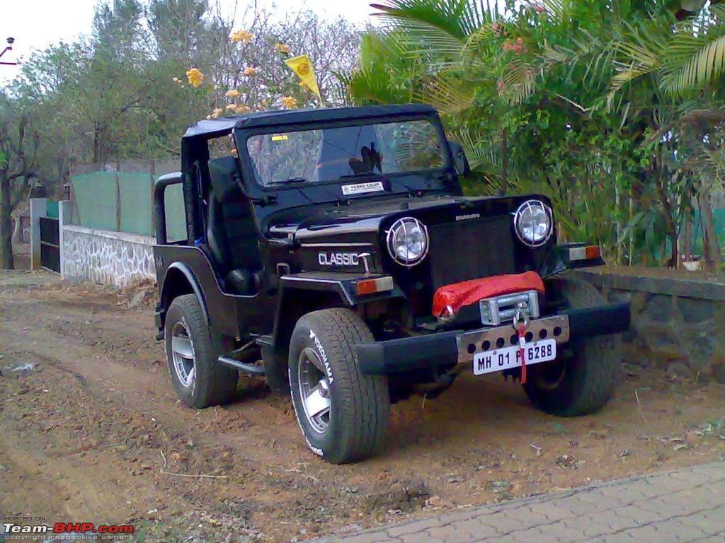 Mahindra 4x4 photo - 2
