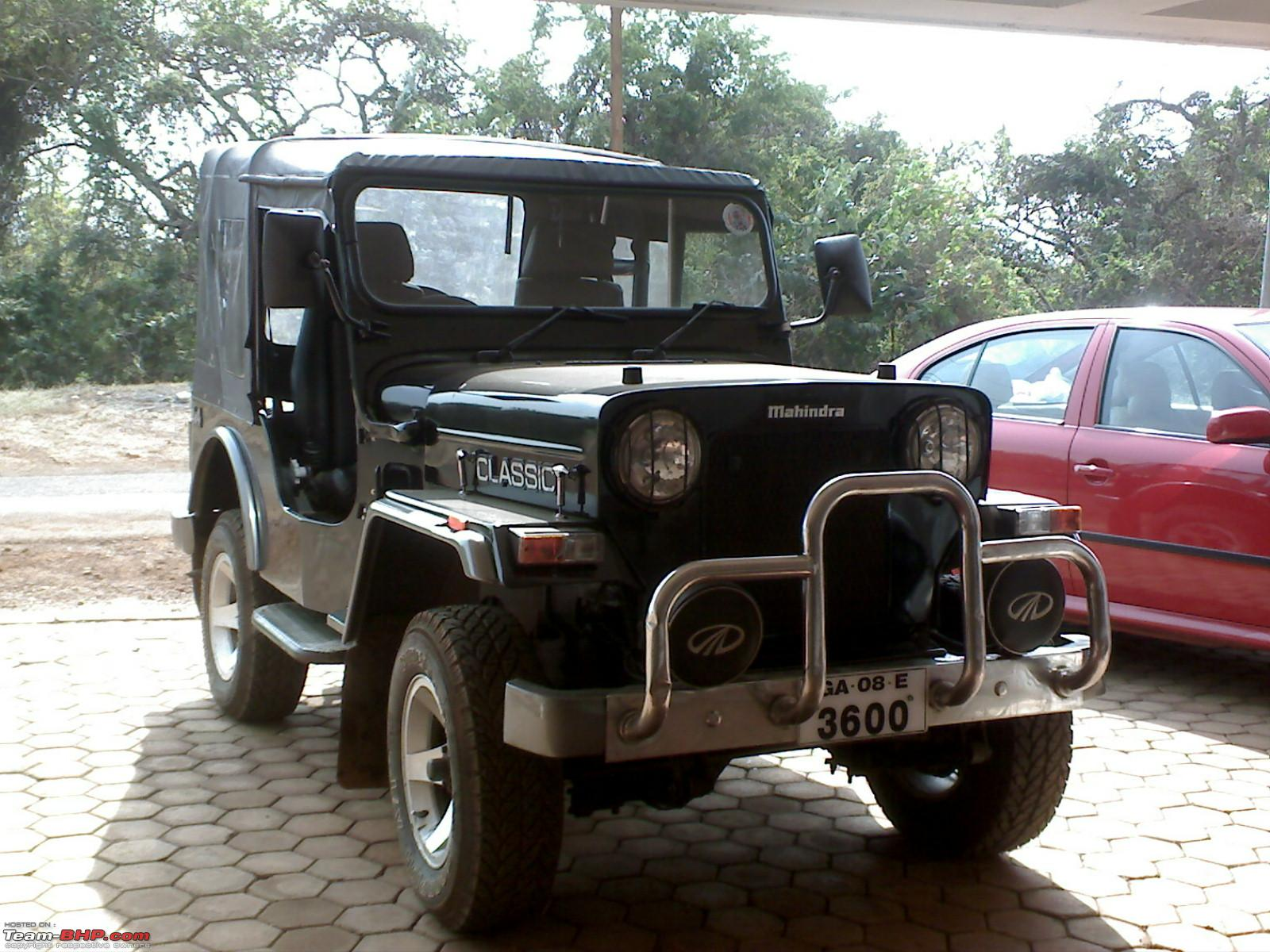 Mahindra 4x4 photo - 7