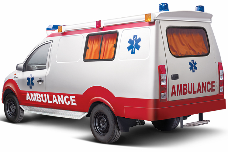 Mahindra ambulance photo - 5