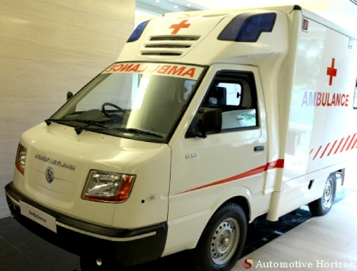 Mahindra ambulance photo - 9