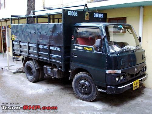 Mahindra cabking photo - 2