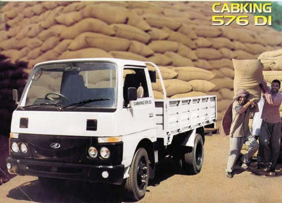 Mahindra cabking photo - 4