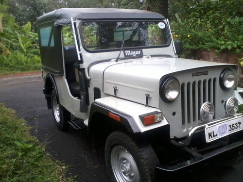Mahindra cl photo - 1