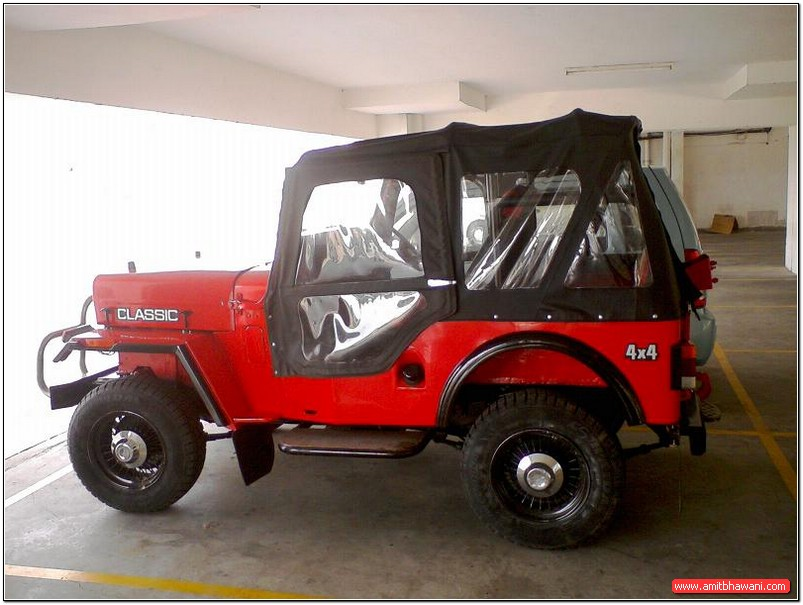 Mahindra cl photo - 7