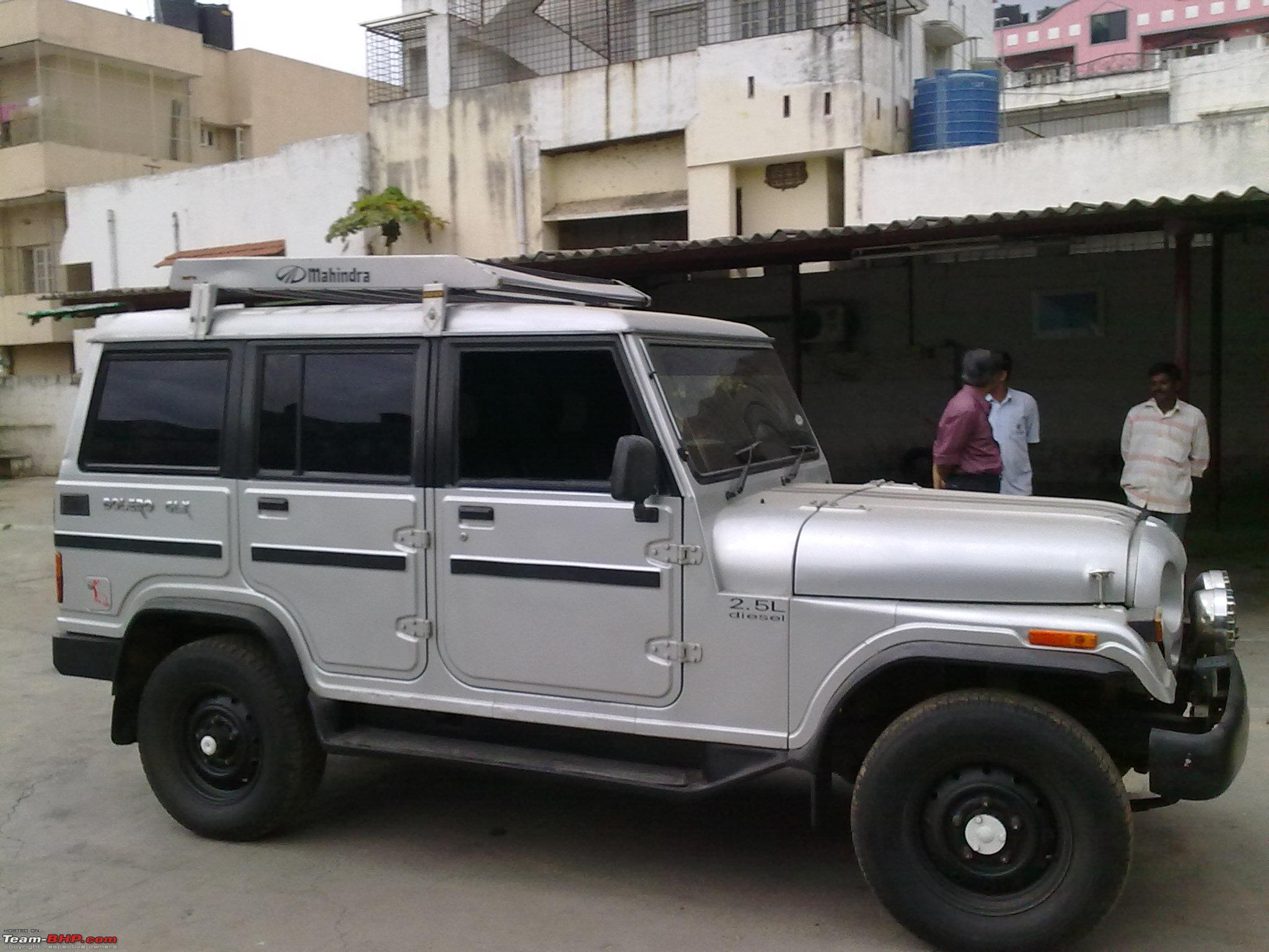 Mahindra cl500 photo - 8