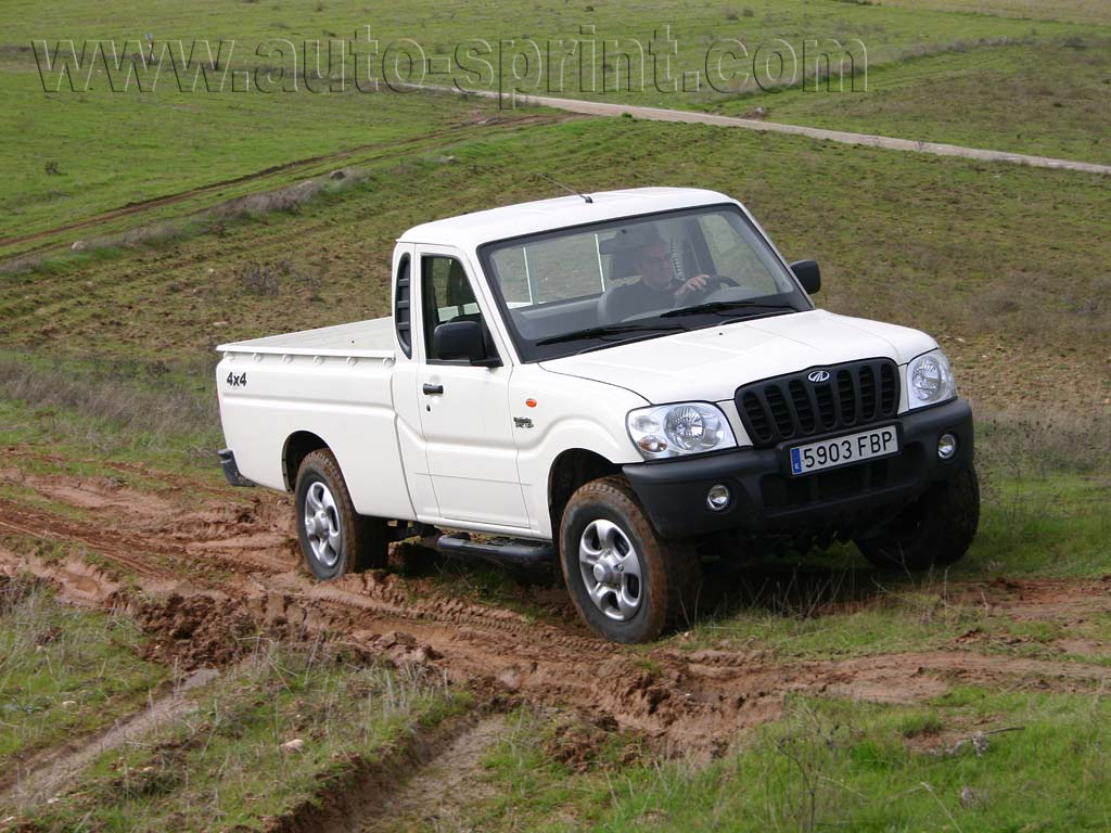 Mahindra pik-up photo - 10
