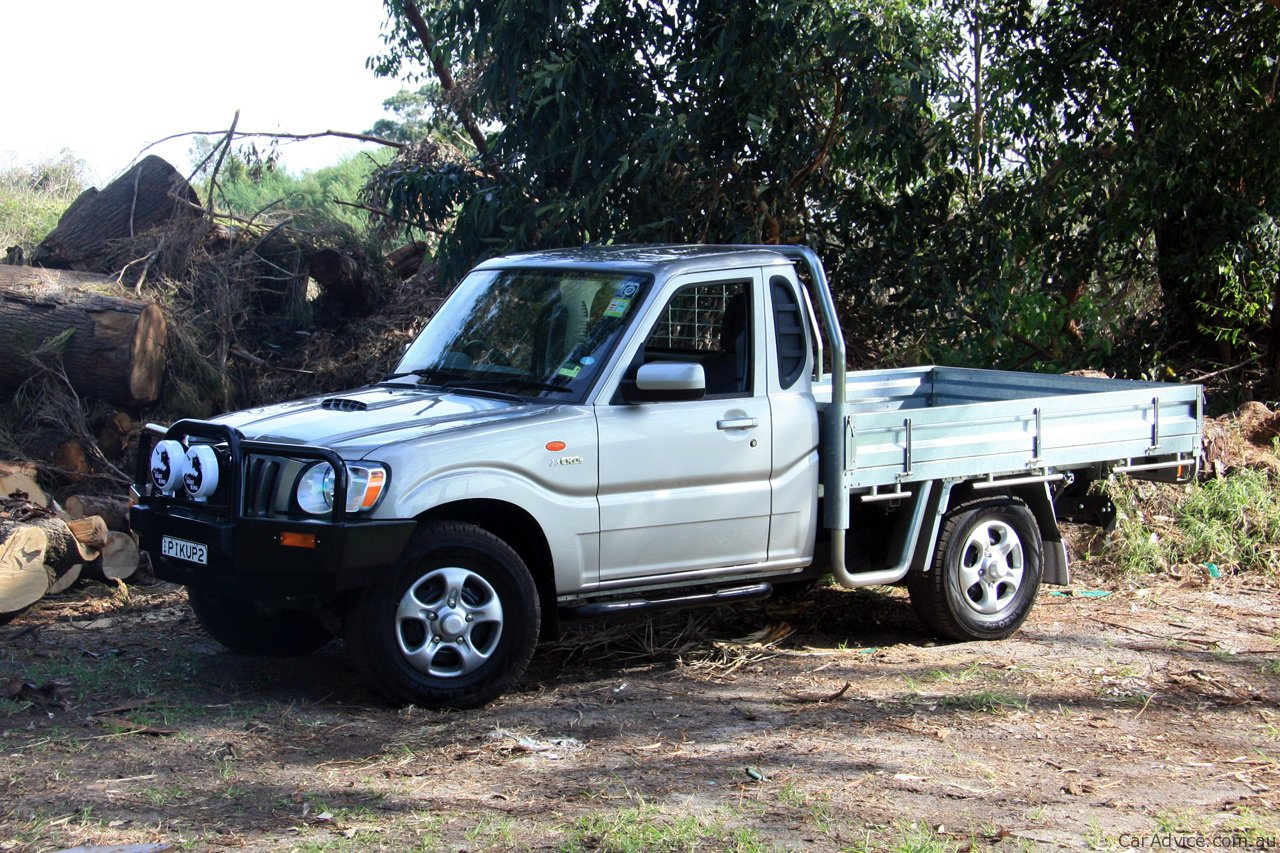 Mahindra pik-up photo - 3