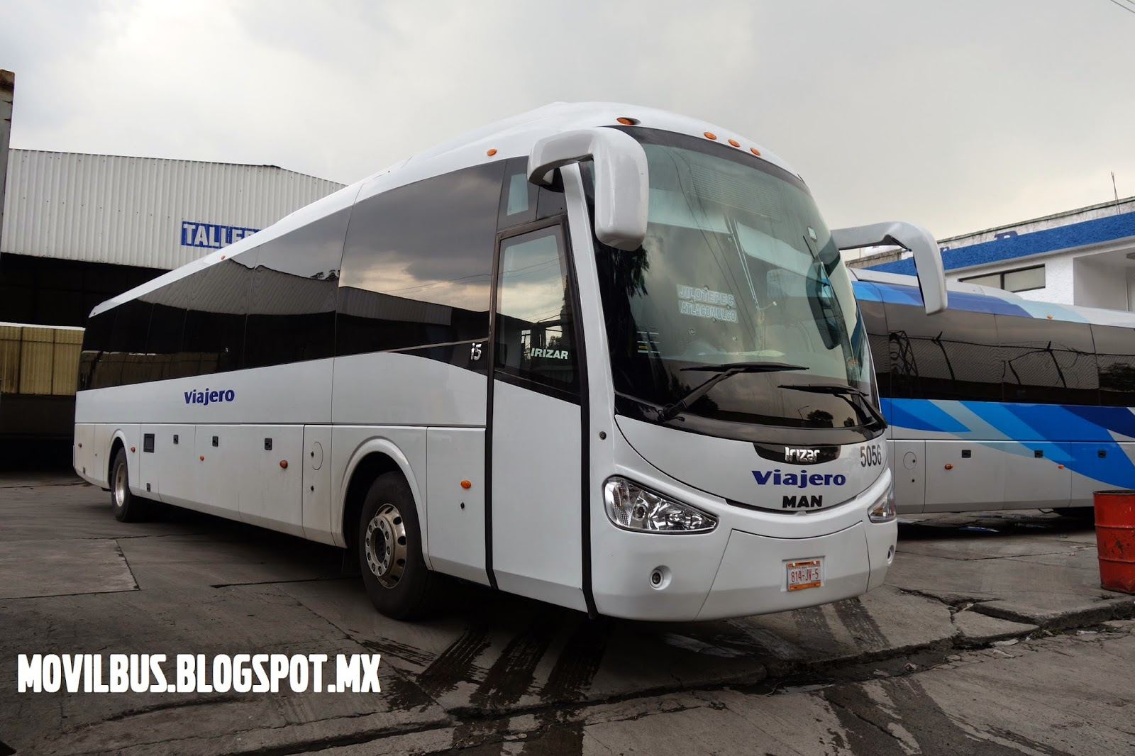Man irizar photo - 9