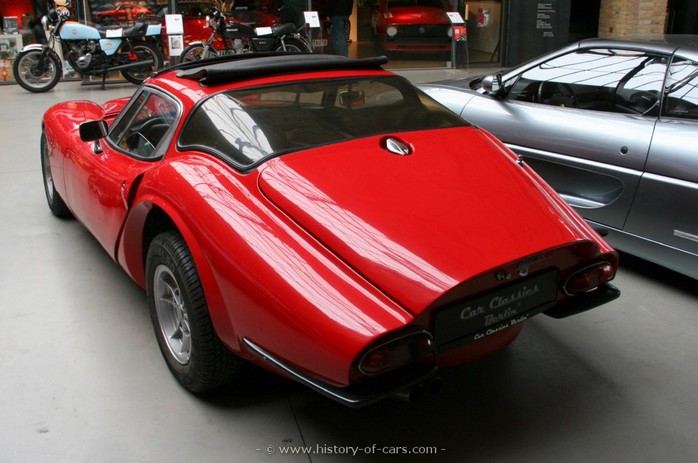 Marcos 1500gt photo - 3